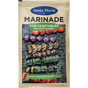 Santa Maria Marinade For Vegetables Balsamic & Herbs 75g