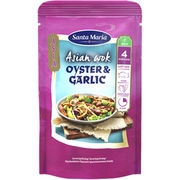 Santa Maria 150g Asian Wok Oyster & Garlic