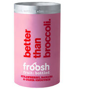 Froosh Shorty mansikka, banaani & guava smoothie 150ml