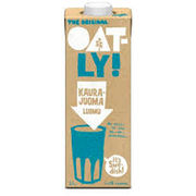 Oatly Kaurajuoma luomu 1l