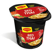 Maggi 5 Minute Meal Magic Asia Thai kuppiateria-ainekset 49g