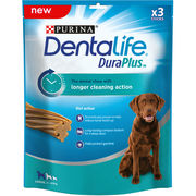 Purina Dentalife DuraPlus Large koiran dental-herkku 243g