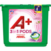 Ariel A+ 3in1 Fresh Sensation 38kaps
