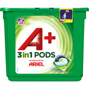 Ariel A+ 3in1 Colour& Style 38 kaps