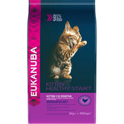 Eukanuba Healthy Start 2kg kissan penturuoka kana