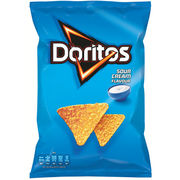Doritos Sour Cream maissilastu 170g