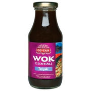 Go-Tan 240ml teriyaki wok-kastike