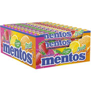 40kpl - Mentos Fruit makeispastilli 38g