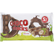 Choco Shocks Hazelnut 5-pack 200g