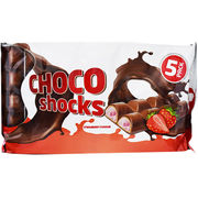Choco Shocks Strawberry 5-pack 200g