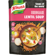 Knorr 390g Intialainen linssikeitto