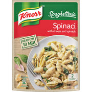10kpl Knorr Spaghetteria Spinaci pasta-aines 160g