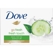 Dove 100g Fresh Touch palasaippua