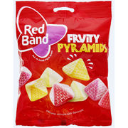Red Band Fruity Pyramids viinikumi 230g