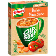 Knorr 3x19g Cup a Soup Minestronekeitto