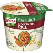 Knorr 71g Veggie Snack Mexican Chili Rice
