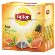 Lipton Tropical Fruit pyramidi musta tee 20ps