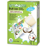 Smooze Simply Coconut 65ml Hedelmäjää