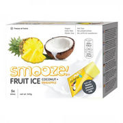 5kpl Smooze Coconut+Pineapple 65ml Hedelmäjää