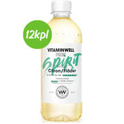 12kpl Vitamin Well Free, Spirit