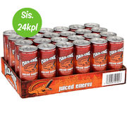 24kpl Mad Croc 250ml Orange Cola energiajuoma