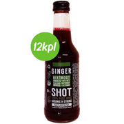12kpl Naturfrisk Ginger Shot Beetroot 250ml