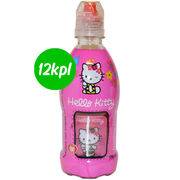 12kpl Hello Kitty Hedelmämehu Multifruit 350ml