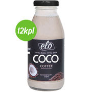 12kpl ELO COCO Coffee 250ml