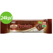 24kpl SoftBar Chocolate Brownie gluteeniton