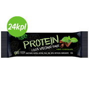 24kpl VegeWay Mint Chocolate Bar
