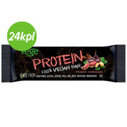 24kpl VegeWay Peanut Chocolate Bar