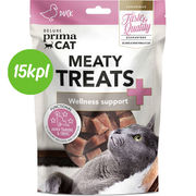 15kpl DPC Meaty Treats - Wellness support 30 g