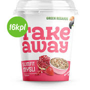 16kpl Take away 90g Slimfit Mysli