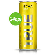 24kpl TRUE BCAA juoma Citrus 330ml