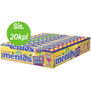 20kpl Mentos Mix On The Beach 37,5g