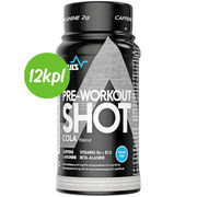 12kpl Pre-workout Shot Cola 60ml