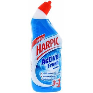 Harpic Active Gel Ocean Force wc-puhdistusaine 750ml