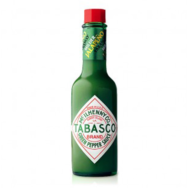 Tabasco Green Pepper Sauce maustekastike 150ml