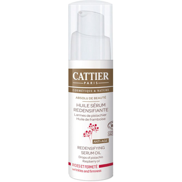 Cattier Paris Redensifying Serum Oil seerumiöljy 30ml
