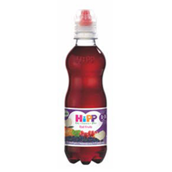 6kpl HiPP Red Fruits hedelmäjuoma luomu 300ml