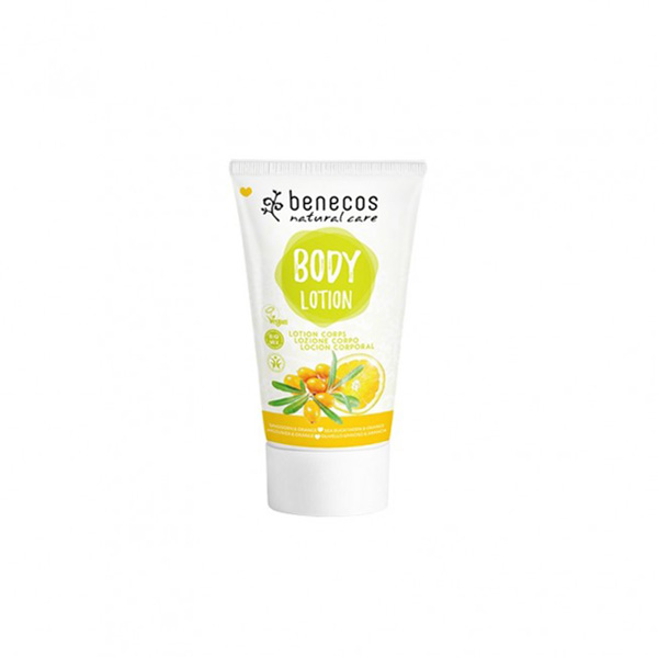 Benecos Natural Body Lotion Sea Buckthorn & Orange vartalovoide 30ml