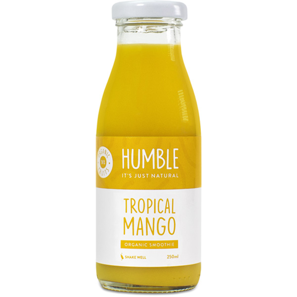 Humble Tropical Mango luomu smoothie 250ml