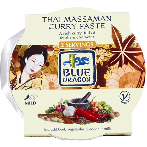 Blue Dragon 50g Massaman currytahna