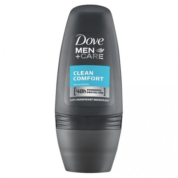 Dove Men+Care 50ml Clean Comfort roll on