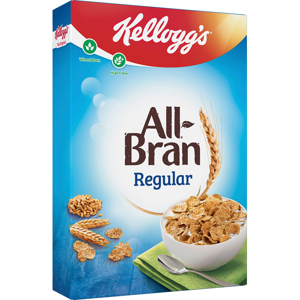 KELLOGGS 500G ALL BRAN REGULAR