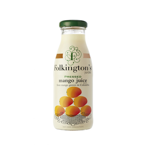 Folkington's mangomehu 250ml