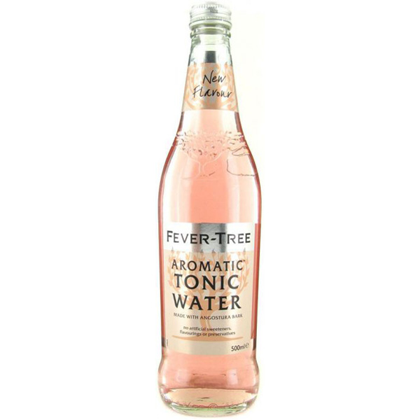 Fever-Tree Aromatic tonic-vesi 500ml