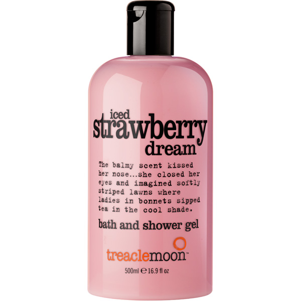 Treaclemoon Iced Strawberry Dream Bath & Shower suihkugeeli 500ml