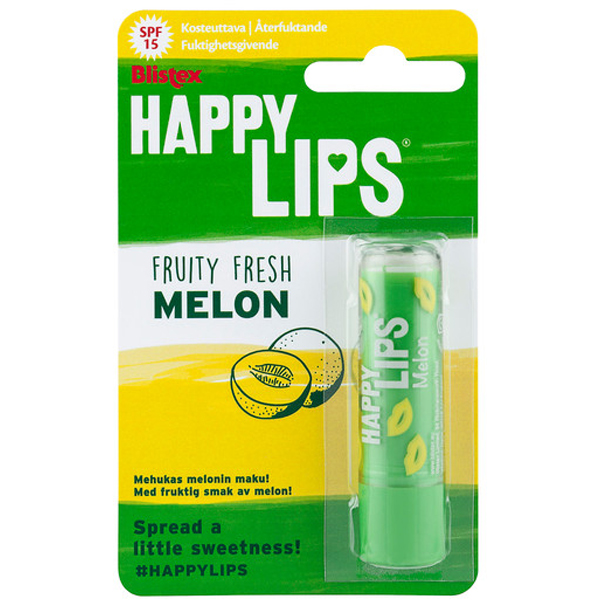 Blistex 3,7g Happy Lips Melon huulivoide