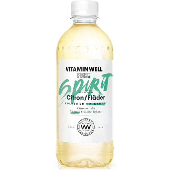 Vitamin Well Free, Spirit